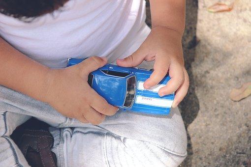 Voiture électrique enfant : La puissance de la voiture