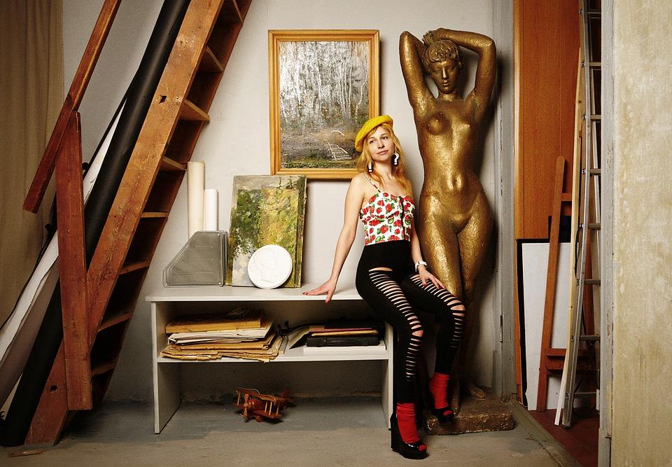 Portrait sans plis : La photographie de soi et de la beauté avec une lumière annulaire