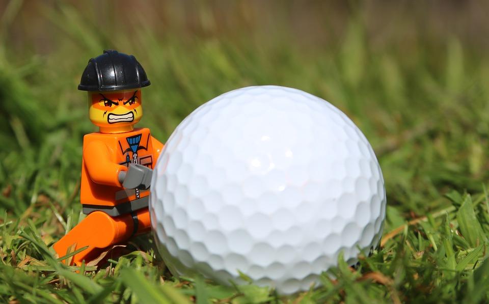 Qu'est-ce qui s'applique à l'équipement de golf pour les débutants ?