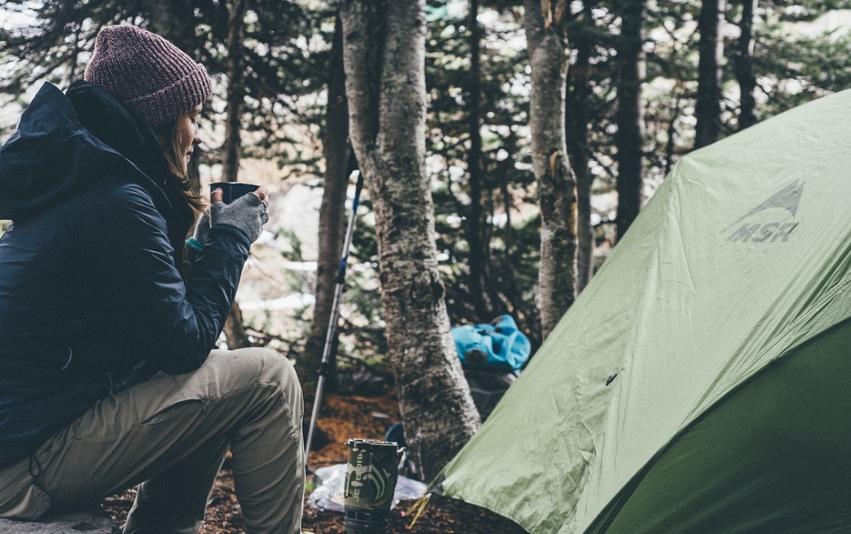 le camping exterieur